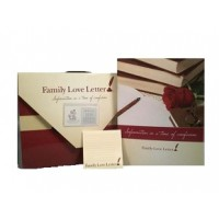 The Family Love Letter RED BOX